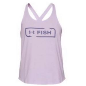 Under Armour Fish Icon Tank Top